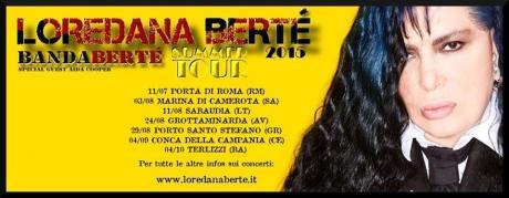 L'Emozione della Festa 2015 - Loredana Bertè in concerto