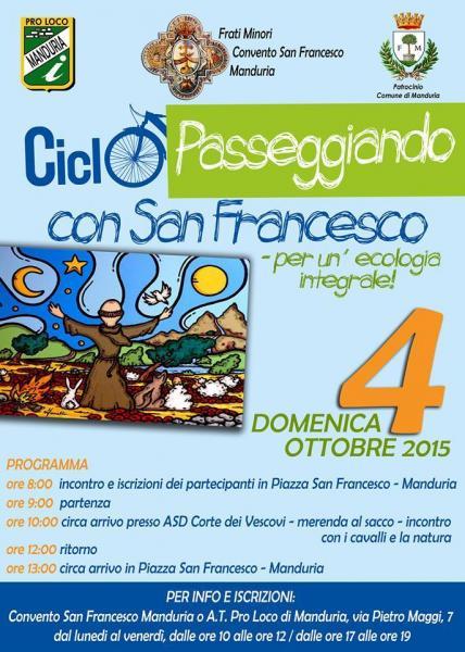 Ciclo Passeggiando Con San Francesco