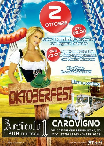 2º Edizione Oktoberfest Carovigno Il Tacco Di Bacco