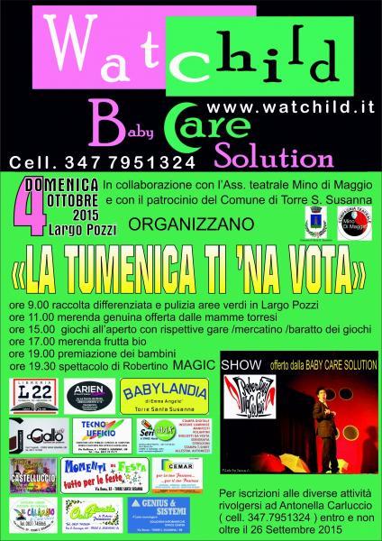 La Tumenica ti 'na vota