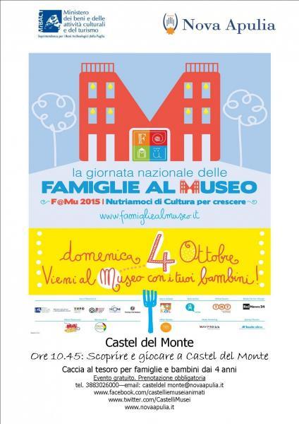 Scoprire e giocare a Castel del Monte