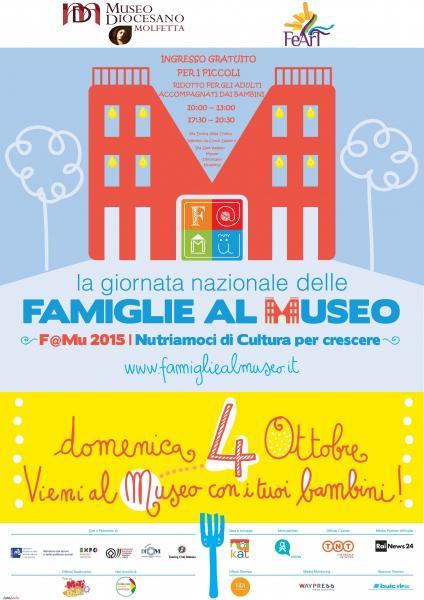 F@MU - Giornata delle Famiglie al Museo - Molfetta
