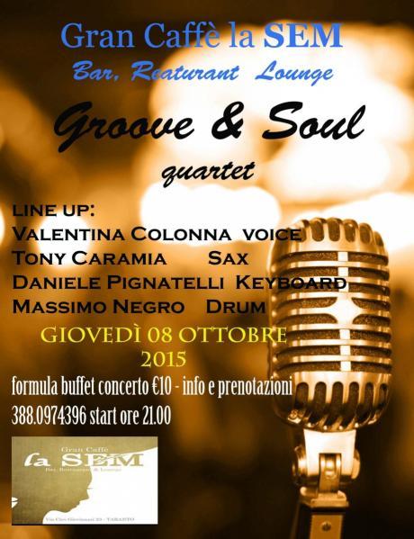 Groove & Soul Quartet