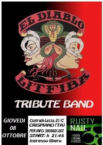 El Diablo Tribute Band live