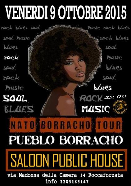 Pueblo Borracho + Oktoberfest...