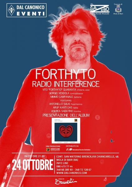 Forthyto Radio Interference