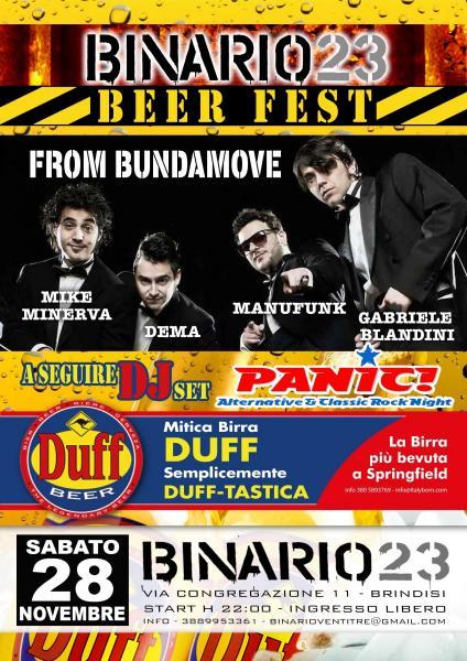Beer Fest al Binario 23