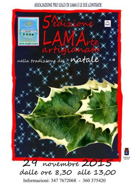 LamArte Artigianato nella tradizione del Natale V^ed.