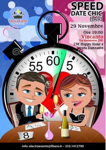 Speed Date Chic