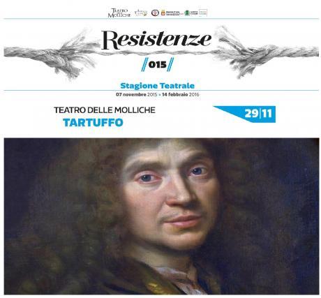 """RESISTENZE 015 - """"Tartuffo"""""""