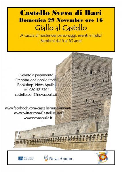 Giallo al Castello