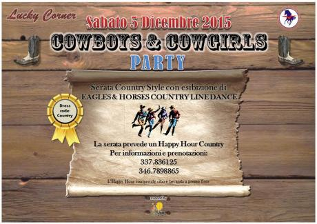 Cowboys & Cowgirls Party