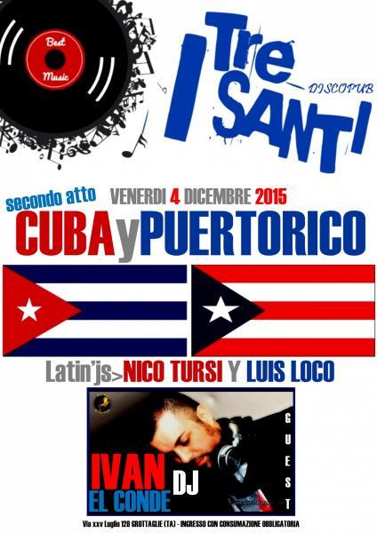 CUBA Y PUERTORICO secondo atto