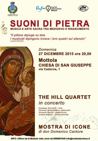 Soa pedra.  Música e arte sacra da Idade Média e do Renascimento