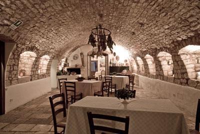 Cenone di San Silvestro in Masseria