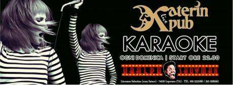 """Ubaldo Sgura Showman"" Musica Live al Katerin Pub"