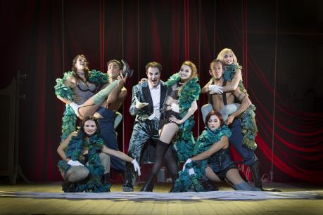 Compagnia della Rancia  presenta Giampiero Ingrassia - Maestro di Cerimonie in  CABARET