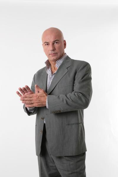 """Giovanni Cacioppo in """"Vita da Bar"""""""