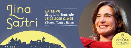 La lupa, Lina Sastri in scena con la commedia di Verga