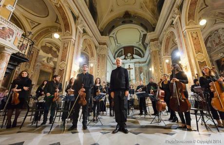 Primo Concerto Casertano dell'Orchestra Giovanile Napolinova