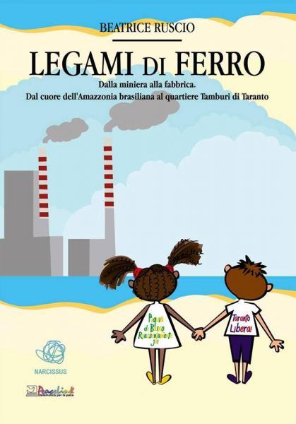 Presentazione del libro Legami di Ferro con Beatrice Ruscio