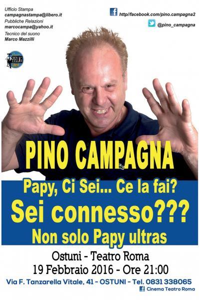 Pino Campagna - Non Solo Papy Ultras