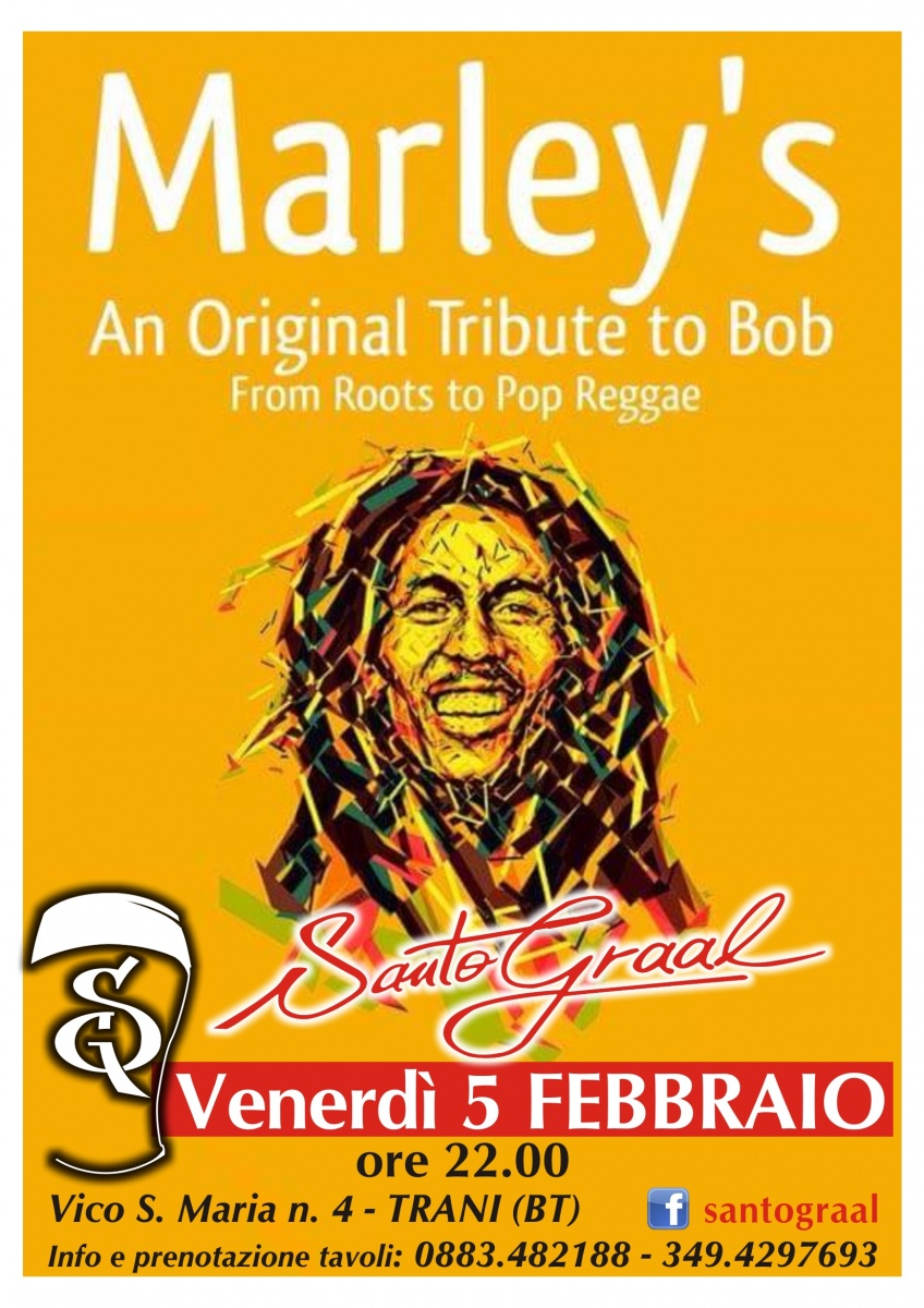 Marley's (bob Marley Mash Up Tribute) Al ...