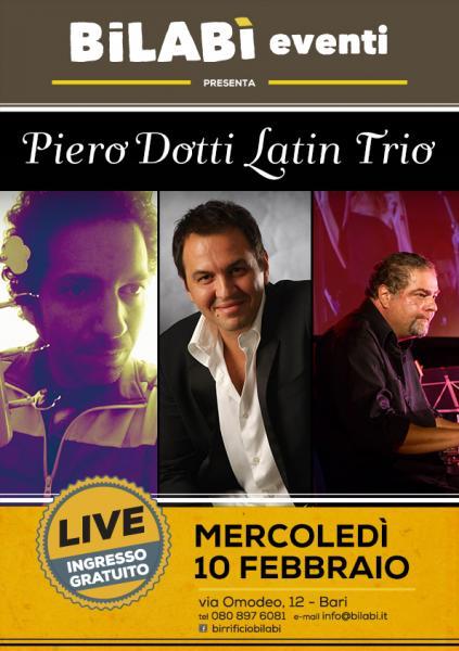 Bilabì Eventi - Piero Dotti Latin Trio