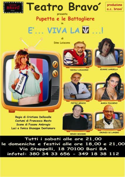 E'…viva la Tv..!