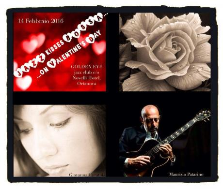 Jazz kisses Bossa on Valentine's day!