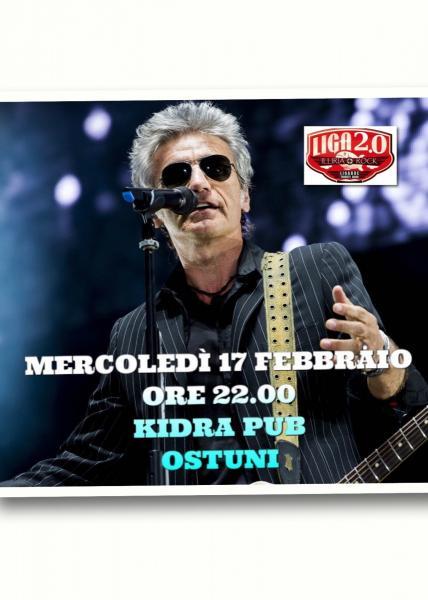 "Liga 2.0 "" Ligabue Tribute Band"""