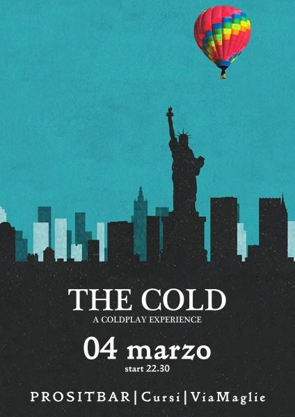 The Cold-A Coldplay Experience Live