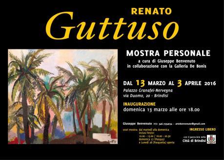 Mostra Personale di Renato Guttuso