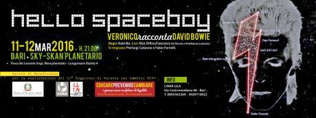 Hello Spaceboy - Veronico Racconta David Bowie