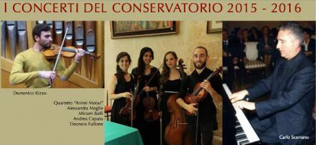 Gli Archi del Tito Schipa - i Concerti del Conservatorio