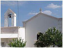 Apertura della chiesetta della Madonna della Croce