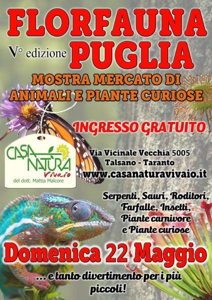 Florfauna Puglia