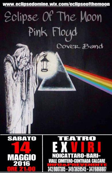 Pink Floyd Experience - Eclipse Of The Moon In Concert...