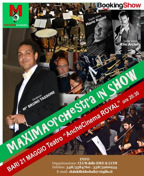 MAXIMAorchestra in SHOW