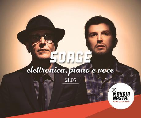 Il Mangianastri: SORGE live