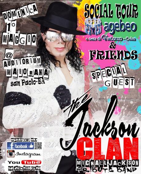 The Jackson Clan live