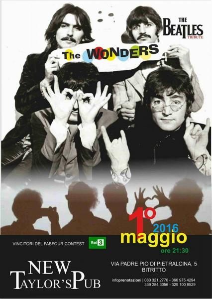 The Wonders - Beatles Tribute - Live!