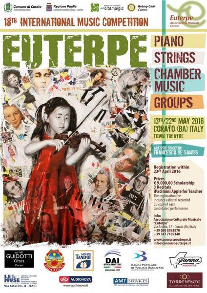 Riparte la 18^ edizione di Euterpe Teatro comunale Corato
