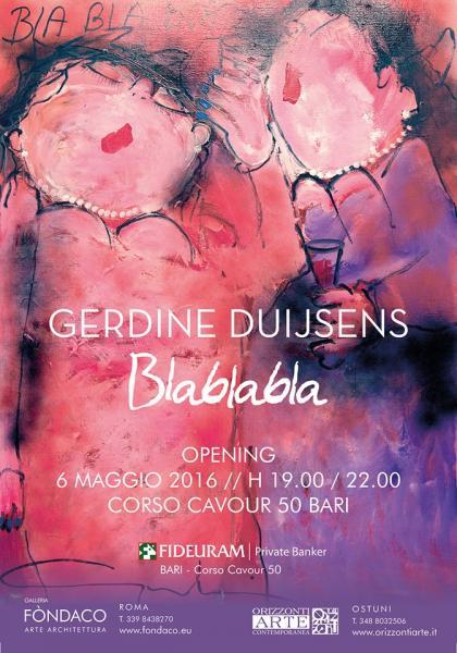 Gerdine Duijsens - Blablabla
