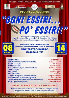 Premio Marubium 2016 - Ogni Essiri... Po' Essiri!!!
