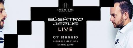 Elektrojezus Live - Laboratoria