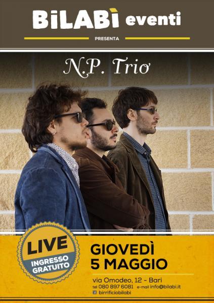 Bilabì Eventi - N.P. Trio