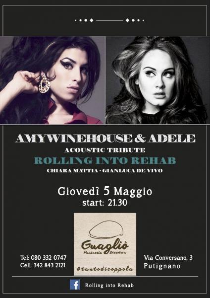 AmyWinehouse & Adele Tribute