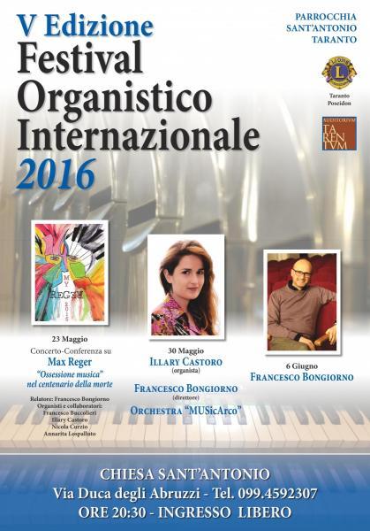 Festival Organistico Internazionale Sant'Antonio