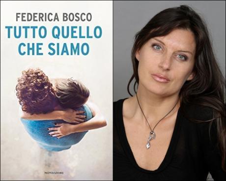 """Federica Bosco presenta il suo romanzo """"Tutto quello che siamo"""". Dialoga con l'autrice Antonella Girolamo"""